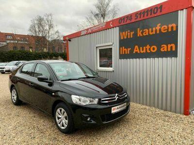 gebraucht Citroën C-Elysee I PureTech 82 Selection