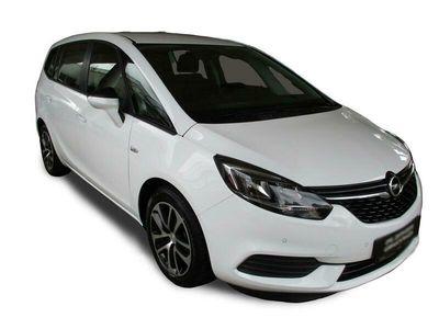 gebraucht Opel Zafira Zafira1.6 SIDI Turbo Edition