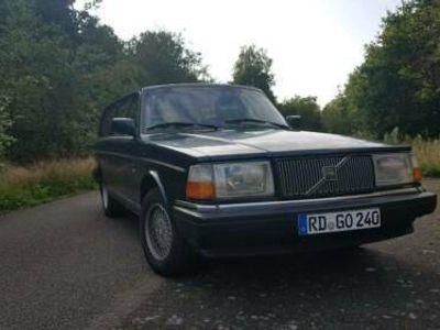 gebraucht Volvo 240 Classic 07/93 Klima Tempomat