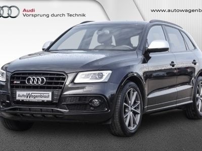 gebraucht Audi SQ5 competition 3.0 TDI NAVI+20ZOLL+LEDER