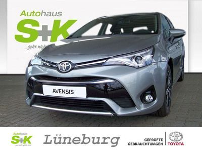 gebraucht Toyota Avensis Team D Touring Sports 1,8-l-Valvematic (147 PS)