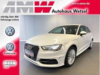 gebraucht Audi A3 Sportback Ambition 1.4 TFSI e-tron, Einparkhilfe hi., Sportsitze, Sitzheizung,