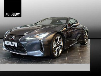 gebraucht Lexus LC 500 Performance 10.Gang 21-Zoll AVS *Mark-Levin