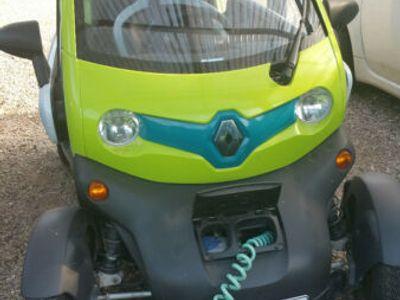 gebraucht Renault Twizy mit Türen und Fenstern (Batteriemiete)