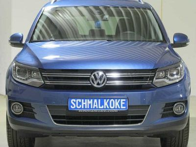 used VW Tiguan TDI2.0 SCR BMT DSG Sport & Style 4Motion