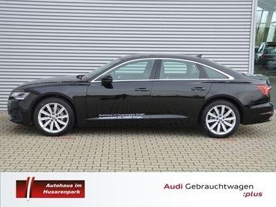 gebraucht Audi A6 Limousine sport 50 TDI quattro 210(286) kW(PS