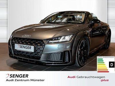 gebraucht Audi TT Roadster 40 TFSI S tronic S line Kamera LED
