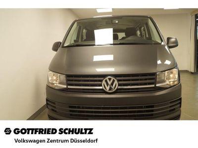gebraucht VW Transporter T6Kombi 2.0 TDI 9-Sitzer langer Radstand - Klima,Servo,AHK,