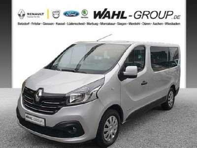gebraucht Renault Trafic Combi L1H1 2,7t (8/9 Sitze) Expression