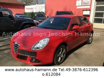 gebraucht Alfa Romeo Giulietta Turismo-170HP-BiXenon-PDC-hinten-1.HD.