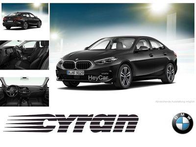 gebraucht BMW 218 Gran Tourer Sport Line Aut. Klimaaut. PDC