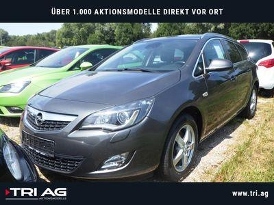 gebraucht Opel Astra Sports Tourer Sport 2.0 CDTI Navi Dyn. Kurvenlic