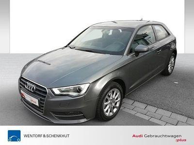 gebraucht Audi A3 1.6 TDI S tronic Attraction Navi+ Bi-Xenon