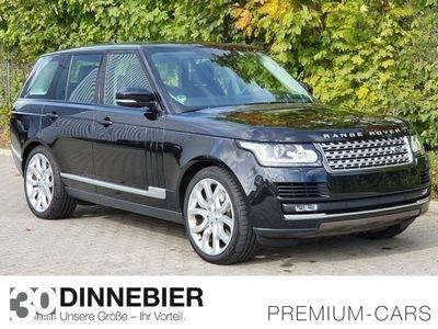gebraucht Land Rover Range Rover Range Rover Vogue 5.0L V8 Supercharged  Berlin