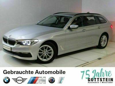 gebraucht BMW 520 d Touring Automatik