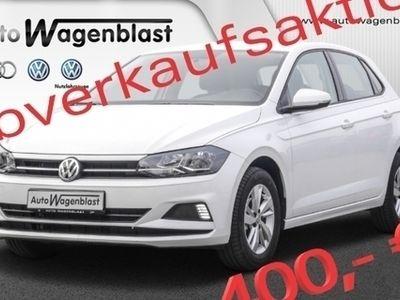 gebraucht VW Polo Comfortline 1.0 TSI DSG COMFORT.+ACC+ALU+KLIMA+BLUETOOTH