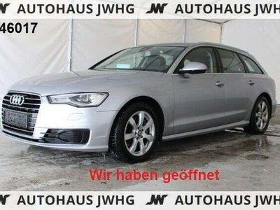 gebraucht Audi A6 Av Vollleder Navi Xen HeadUp Kam SiKlima SiHz