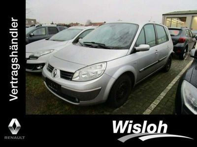 gebraucht Renault Scénic 1.6 16V*AHK*Klimat.*Navi*Alu*Winterr.*