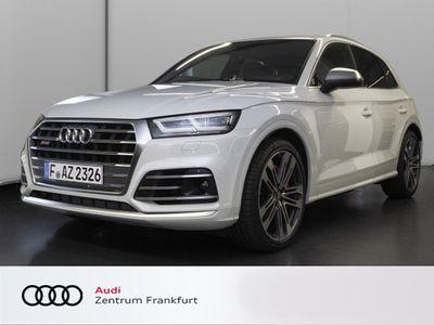 gebraucht Audi SQ5 TDI quattro tiptronic Matrix-LED Panorama B+O Nav