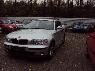 gebraucht BMW 116 Euro 4,Klimatronik,Tüv 08-2017.