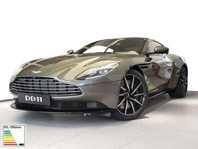 gebraucht Aston Martin DB11 Coupe V12 SHZ NAVI LED SITZBELÜFTUNG EU6