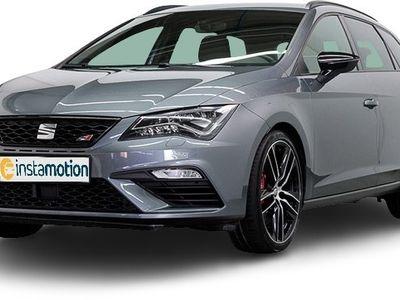 gebraucht Seat Leon LeonSportstourer DSG 4D Cupra 300 Dynamic-Paket LED DCC