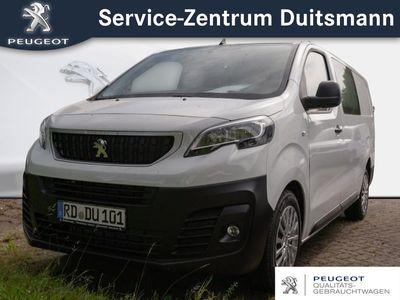 gebraucht Peugeot Expert Pro L3H1 Doppelkabine