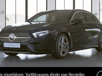 gebraucht Mercedes A180 AMG LED Spurhalt-Ass PTS Sitzh Sitzkomfort