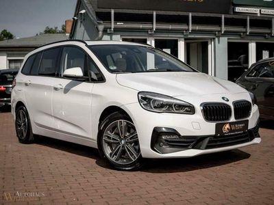 gebraucht BMW 220 i G.T 7-SITZER/PANO/LEDER/NAVI/SPORT/DAB/AMB. als Limousine in berlin