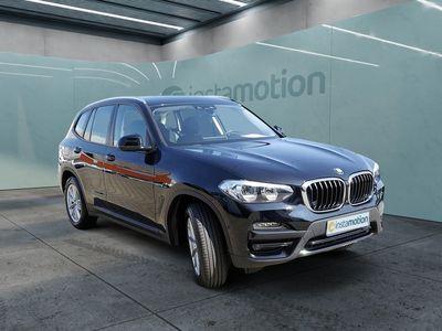 gebraucht BMW X3 X3xDrive 20iA Advantage NAVI+HUD+AHK+LED+KAM
