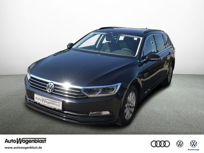 gebraucht VW Passat Variant Comfortl. 2.0TDI DSG+LED+AHK+NAVI
