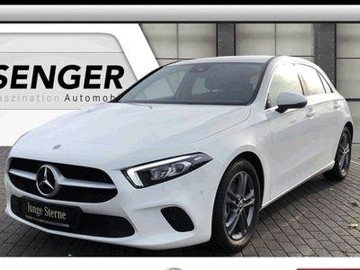 gebraucht Mercedes A200 Kompaktlimousine Progressive+MBUX+LED