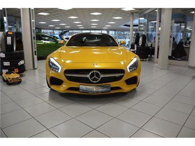 gebraucht Mercedes AMG GT Panorama Distronic KeylGo LED Kamera