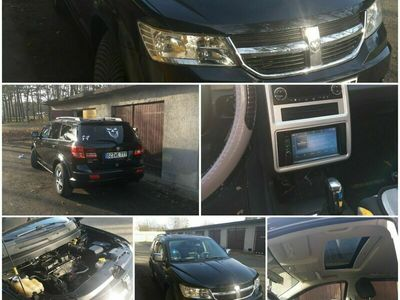 gebraucht Dodge Journey 2.0 CRD SXT