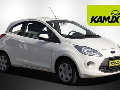 gebraucht Ford Ka 1.2 Bordcomputer +Klima +SHZ +Start/Stop +EFH