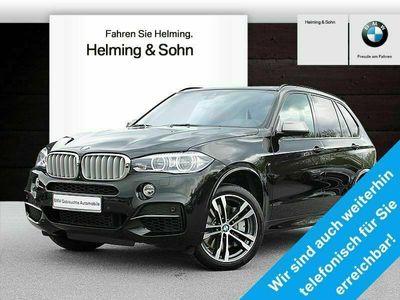 gebraucht BMW X5 M50d M Sport Head-Up AHK Leder Pano. Dach M Sportpaket