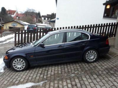 second-hand BMW 320 i e46 Limousine
