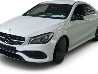 gebraucht Mercedes CLA200 CLA 200AMG Line Night LED Navi PTS SHZ LED Navi