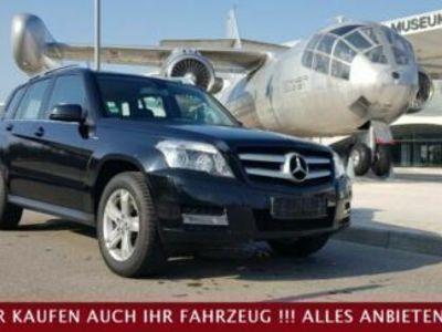 gebraucht Mercedes GLK250 GLK-KlasseCDI 4-Matic BE