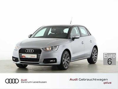 gebraucht Audi A1 Sportback 1.0 TFSI ultra KLIMAAUTOMATIK EURO6 - Klima,Alu,Servo,