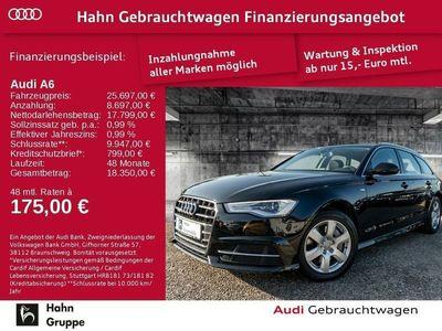 gebraucht Audi A6 Avant 3.0TDI EU6 s-line qu Standh Xen Tempo