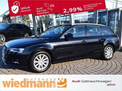 gebraucht Audi A4 Avant Attraction 2.0 TDI clean diesel 110 kW (150 PS) 6-Gang