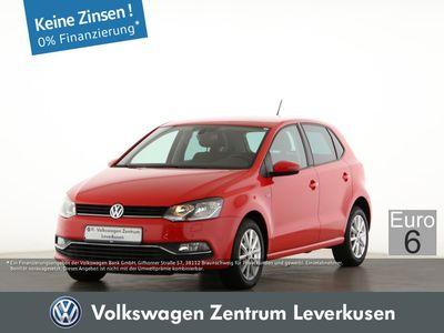 gebraucht VW Polo 1.0 Lounge SHZ PDC KLIMAAUTOMATIK EURO6
