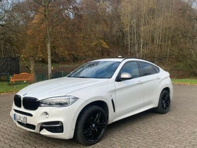 gebraucht BMW X6 M50
