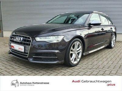 gebraucht Audi S6 Avant 4.0 TFSI quattro LED StandHZG AHK-klappbar