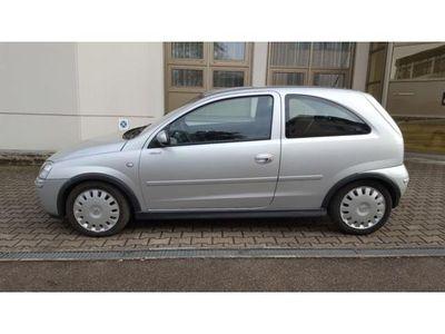 gebraucht Opel Corsa C Edition*8Fach*Klimaautomatik