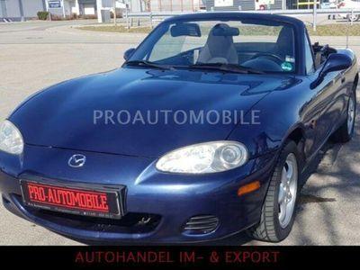 gebraucht Mazda MX5 1.6 16V