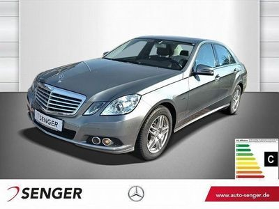 gebraucht Mercedes E250 CDI BlueEFFICIENCY
