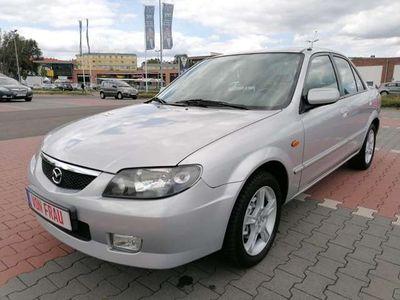 gebraucht Mazda 323S 1.6-Klima,Alus,Allwetter,Standheiz.,PDC,Serviceh