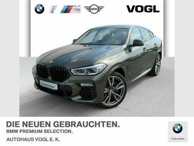 gebraucht BMW X6 M50 d